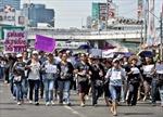 Bất ổn kéo tụt kinh tế Thái Lan