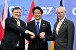 Khai mạc hội nghị G7 với trọng tâm là vấn đề Ukraine
