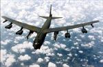 Mỹ điều phi đội 'pháo đài bay' B-52 đến châu Âu