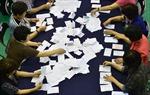 Bầu cử địa phương ở Hàn Quốc: Không đảng nào thắng vượt trội