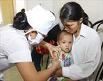 Quảng Trị tiêm trở lại vắc-xin Quinvaxem cho trẻ