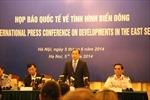 Tình hình Biển Đông sẽ được bàn thảo tại SOM ASEAN