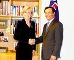 Australia quan tâm tới quá trình phát triển, thách thức và cơ hội của Việt Nam