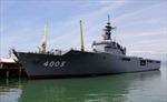 Tàu đổ bộ Nhật Bản thăm Đà Nẵng