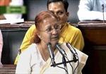 Bà Mahajan được bầu làm chủ tịch Hạ viện Ấn Độ