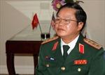 Thượng tướng Đỗ Bá Tỵ tiếp đoàn đại biểu Quân đội Campuchia