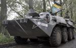 Ukraine đang mất kiểm soát các phần biên giới với Nga