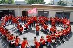 Người Việt tại Nga mít tinh, quyên góp ủng hộ biển đảo