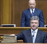 Tân Tổng thống Ukraine còn khoảng cách với Tổng thống Nga