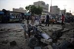 Quân đội Pakistan giải phóng sân bay Karachi bị khủng bố tấn công