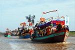 Tưng bừng lễ hội Nghinh Ông của ngư dân Trà Vinh