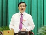 Bộ trưởng Tài chính trả lời chất vấn thẳng thắn