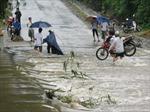 Chấm dứt nắng nóng, đô thị lớn Bắc Bộ nguy cơ ngập lụt