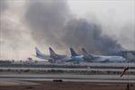 Phiến quân Uzbekistan thừa nhận tấn công sân bay Karachi