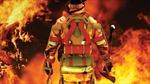Bộ đồ cứu hỏa 'Iron Man'