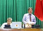 Hài lòng với phần trả lời của Bộ trưởng Tư pháp Hà Hùng Cường