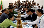Thượng viện Myanmar thông qua thể thức bầu cử mới