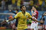 Brazil-Croatia 3-1: Màn trình diễn của Neymar