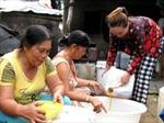 Giúp phụ nữ Khmer thoát nghèo