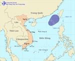 Áp thấp nhiệt đới đang hướng về quần đảo Hoàng Sa