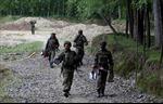 Binh sĩ Ấn Độ, Paskistan đọ súng ở Kashmir