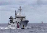 Tàu hộ tống Trung Quốc quyết liệt cản trở tàu Việt Nam
