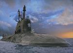 Báo phương Tây đánh giá tàu ngầm Severodvinsk của Nga