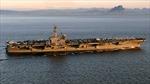 Mỹ điều tàu sân bay tới vùng Vịnh đối phó tình hình Iraq