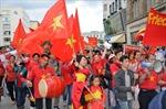 Biểu tình phản đối Trung Quốc tại Hannover, Đức