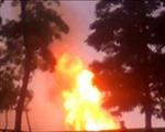 Nổ đường ống trung chuyển khí đốt qua Ukraine