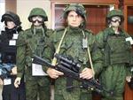 Nga tung trang phục chống đạn mới