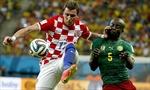 Croatia thắng đậm nhất từ khi tham dự World Cup
