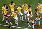 Lần đầu tiên Colombia sớm giành vé vào vòng 2