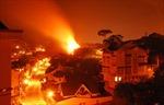 Tổng kiểm tra công tác phòng cháy, chữa cháy