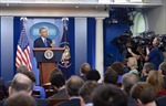 Tổng thống Obama: Hỏa lực của Mỹ không giúp Iraq đoàn kết