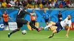 Bàn thắng thứ 100 của Pháp tại World Cup