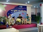 Giao lưu với nhà báo về 'Tác nghiệp trên Biển Đông'