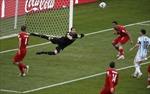 Argentina-Iran (1-0): Messi tự cứu chính mình