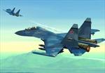 Su-30 - đối thủ đáng gờm của máy bay chiến đấu Mỹ
