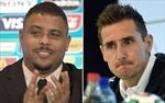 Ronaldo béo 'tweet' mừng tiền đạo Klose