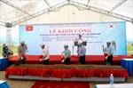 Khởi công trường Cao đẳng nghề Việt - Hàn Quảng Ninh