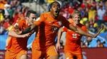 Hà Lan đạt mục tiêu lánh mặt Brazil