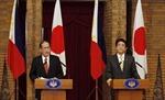 Nhật Bản, Philippines phối hợp chặt chẽ về an ninh khu vực