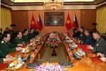 Tham mưu trưởng lực lượng vũ trang Philippines thăm Việt Nam