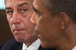Chủ tịch Hạ viện Mỹ định kiện ông Obama
