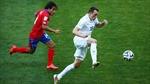 Lần đầu tiên Costa Rica bất bại trong vòng đấu bảng World Cup
