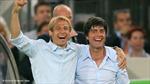 Trước trận Mỹ-Đức: Klinsmann và Loew gạt tình riêng