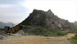 Tìm thấy xác nạn nhân đầu tiên vụ sập mỏ đá ở Phú Thọ
