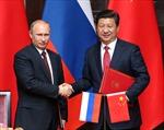 Nga bắt tay phương Đông 'trục xuất' đồng USD