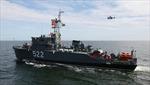 Hải quân Nga nhận thêm tàu quét thủy lôi tối tân